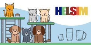 Helsim apresenta linha com tema Pet em Feira de Adoção